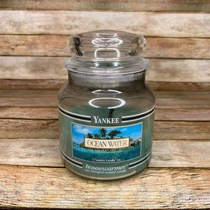 RETIRED SCENT Yankee Candle Ocean Water 14.5oz